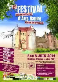 Festival international d'arts Nature «Coeur de France»