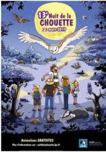 13 ème Nuit de la chouette