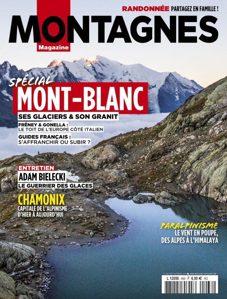 Montagnes magazine n°468
