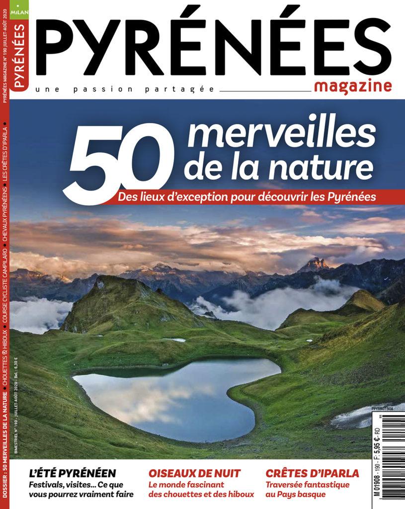 Pyrénées Magazine n° 190